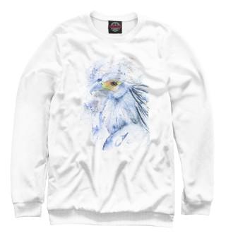 Одежда с принтом Птица-секретарь (735632)