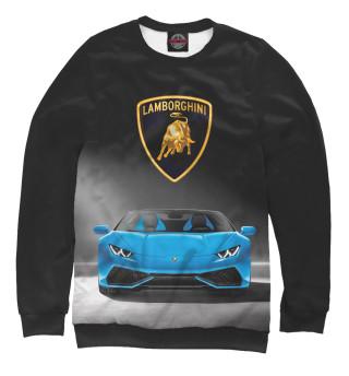 Одежда с принтом Lamborghini (410235)