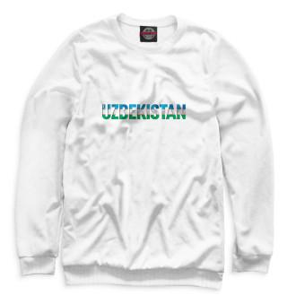 Одежда с принтом Узбекистан (104854)
