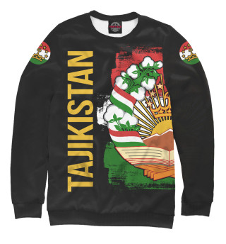 Одежда с принтом Tajikistan (640870)