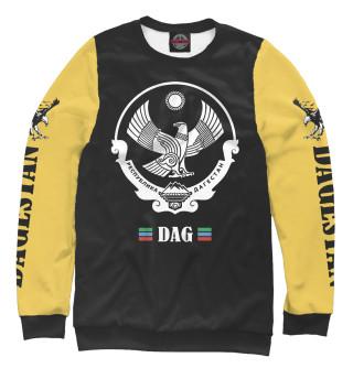 Одежда с принтом Дагестан (693086)