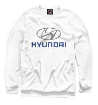 Одежда с принтом Hyundai (277226)