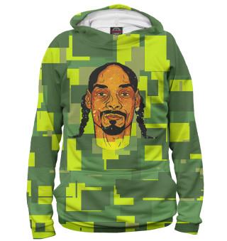 Худи женское Snoop Dogg (9633)