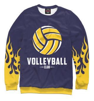 Одежда с принтом Волейбол (287410)