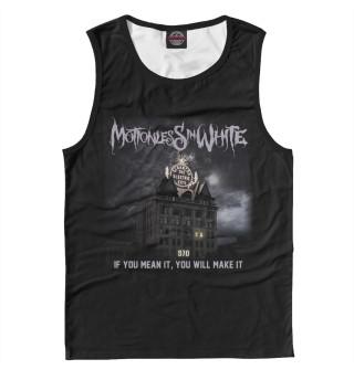 Майка мужская Motionless In White (7378)
