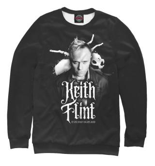 Одежда с принтом Keith Flint