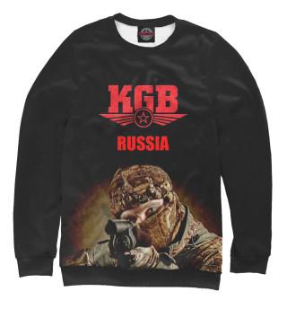Одежда с принтом КГБ (523417)