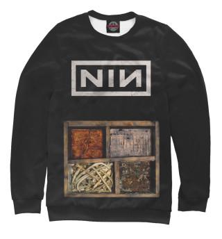 Одежда с принтом Nine Inch Nails (183403)
