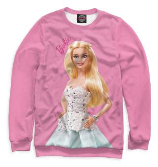 Одежда с принтом Барби красавица