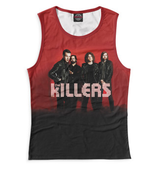 Майка женская The Killers