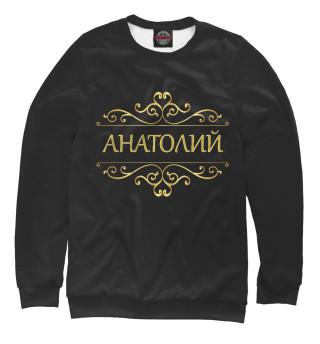 Одежда с принтом Анатолий (229602)