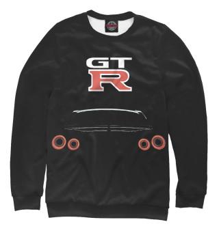 Одежда с принтом Nissan GT-R