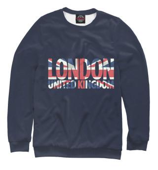 Одежда с принтом Лондон (210521)