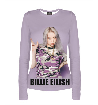 Лонгслив  женский Billie Eilish