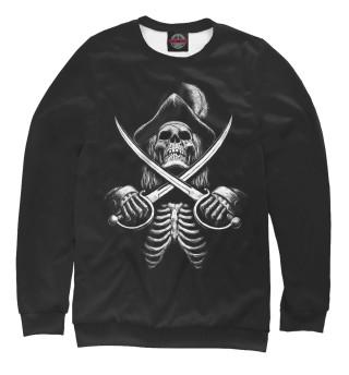 Одежда с принтом Черные паруса (508797)