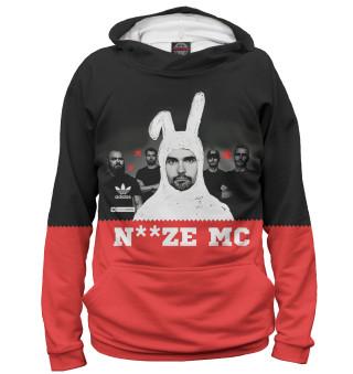 Худи женское Noize MC (458)