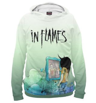 Худи женское In Flames (5669)