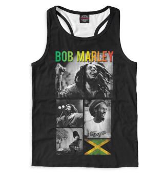 Майка борцовка мужская Bob Marley (7797)