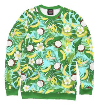 Одежда с принтом Экзотические фрукты (812992)