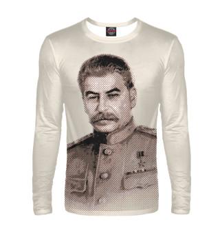 Лонгслив  мужской Сталин (6643)