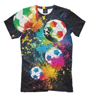 Футболка мужская Футбол (772)