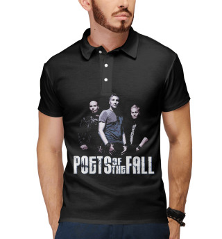 Поло мужское Poets of the Fall (6499)