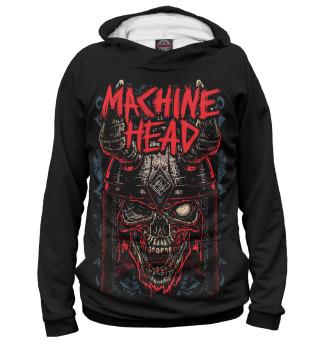 Худи женское Machine Head (377)