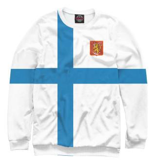Одежда с принтом Сборная Финляндии (485764)