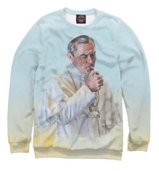 Одежда с принтом The Young Pope