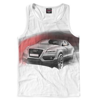Майка борцовка мужская Audi Q5