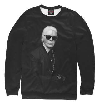 Одежда с принтом Karl Lagerfeld