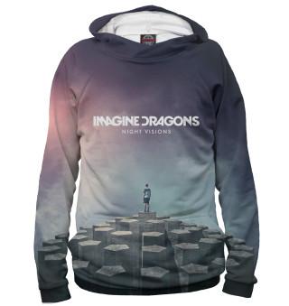 Худи женское Imagine Dragons