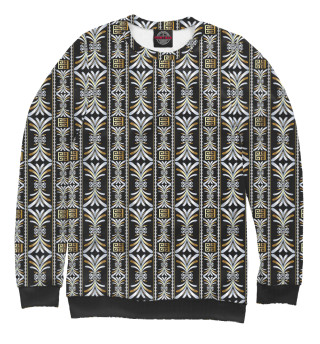 Одежда с принтом Versace silver (702486)
