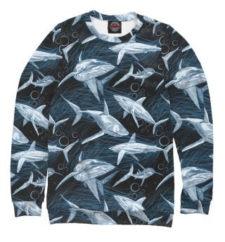 Одежда с принтом Акулы (771200)