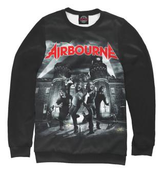 Одежда с принтом Airbourne