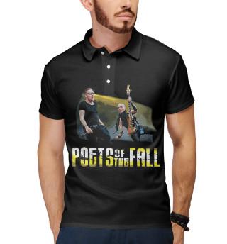Поло мужское Poets of the Fall (6372)