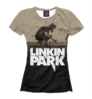 Футболка женская Linkin Park Meteora