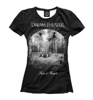 Футболка женская Dream Theater (8288)