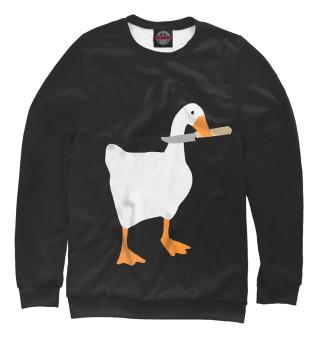 Одежда с принтом Untitled Goose