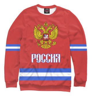 Одежда с принтом Сборная России (584229)