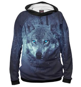 Худи женское Wolf