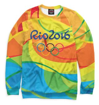 Одежда с принтом Олимпиада Рио-2016