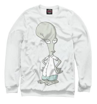 Одежда с принтом Roger (965581)