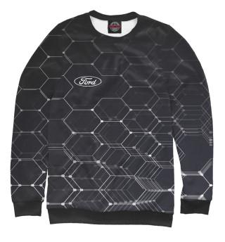 Одежда с принтом Ford