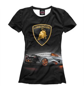 Футболка женская Lamborghini Egoist