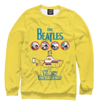Одежда с принтом The Beatles (829177)