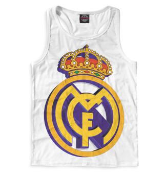 Майка борцовка мужская Real Madrid (6596)
