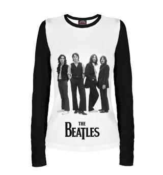 Лонгслив  женский The Beatles (2879)