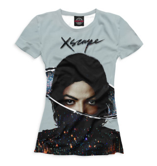 Футболка женская Michael Jackson (2168)