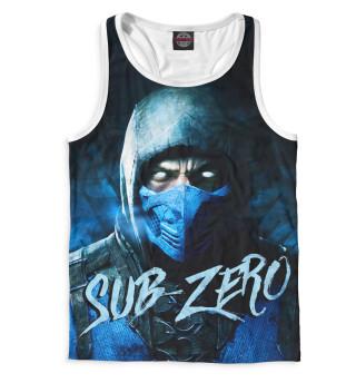 Майка борцовка мужская Sub-Zero (6328)